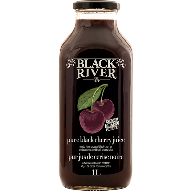 Juice - Pure Black Cherry - Black River