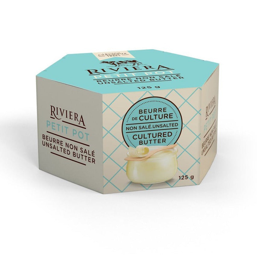 Salted - Riviera Cultured Butter