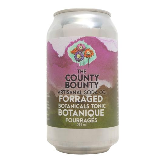 Soda - Foraged Botanicals Tonic (The County Bounty)