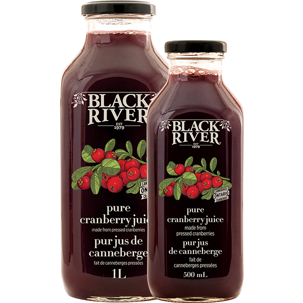 Pure Cranberry Juice - Black River