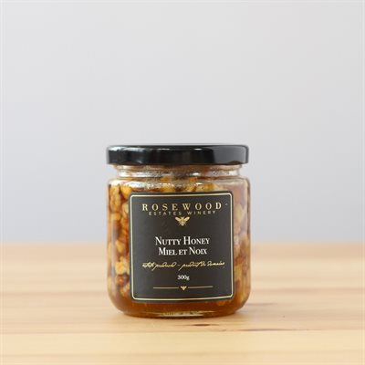 Honey with Walnuts - Rosewood Estates