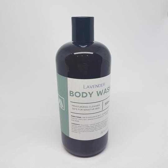 Body Wash- Lavender <BR> (Includes $1 Jar Deposit)