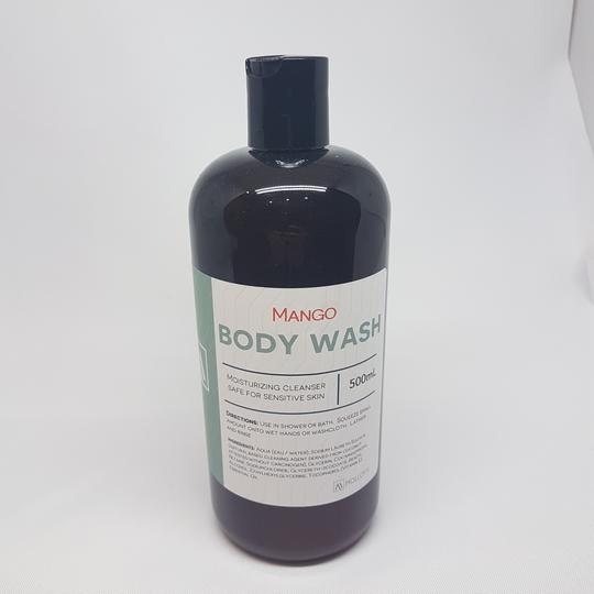 Body Wash- Tangerine <BR> (Includes $1 Jar Deposit)