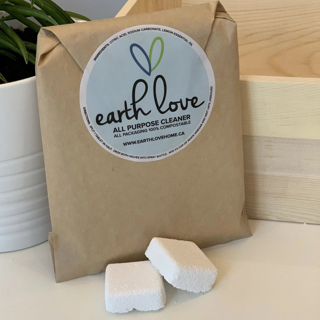 Cleaner - All Purpose Tablet (Earth Love)