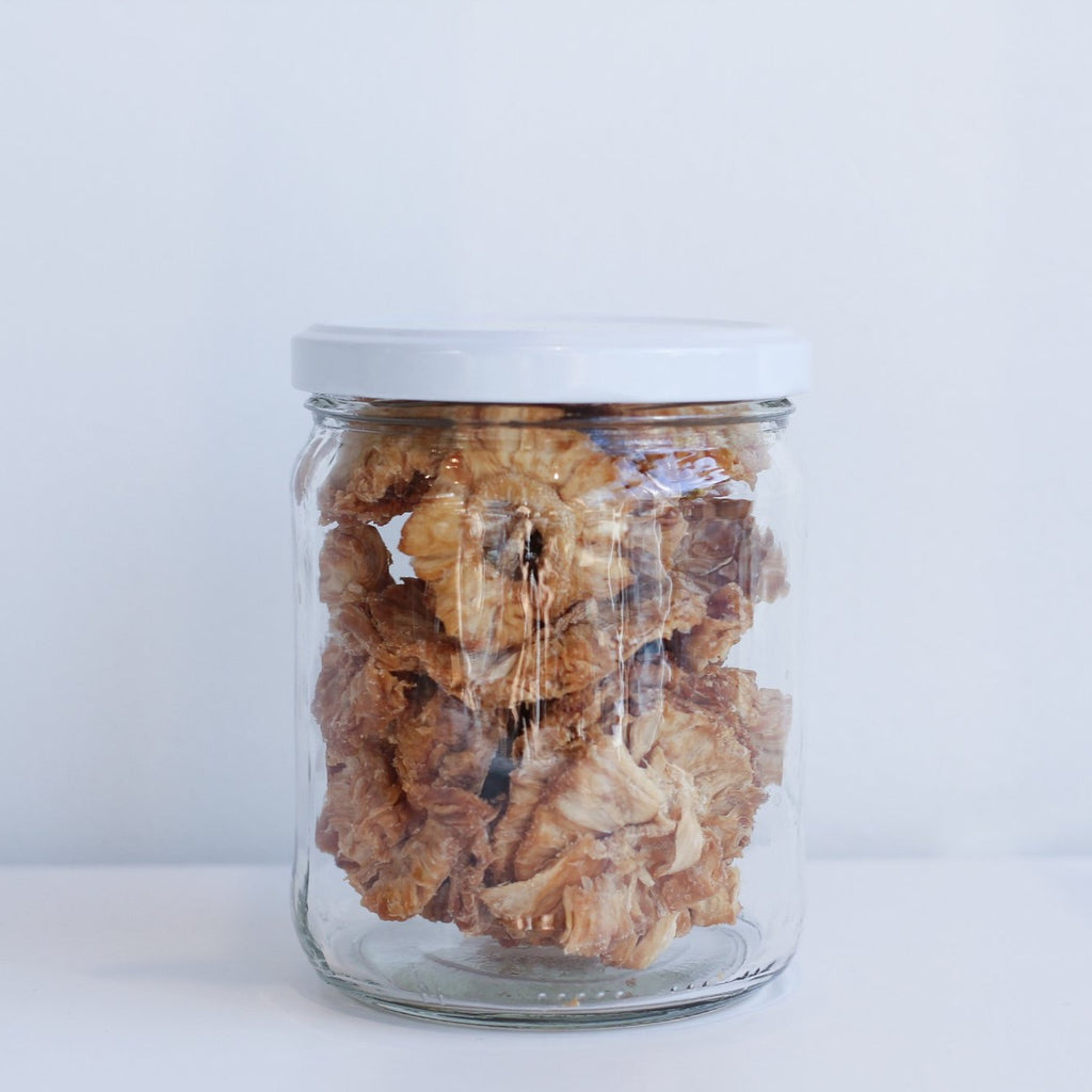Pineapple Rings - Dried Organic <BR> (Includes $1 Jar Deposit)