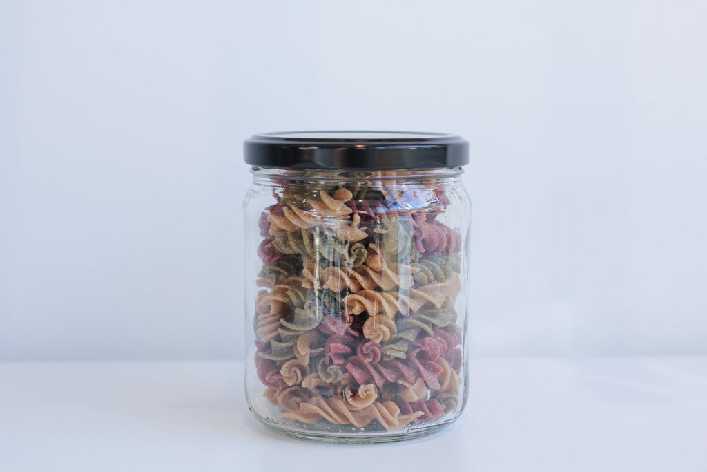 Pasta - Fusilli, Vegetable <BR> (Includes $1 Jar Deposit)
