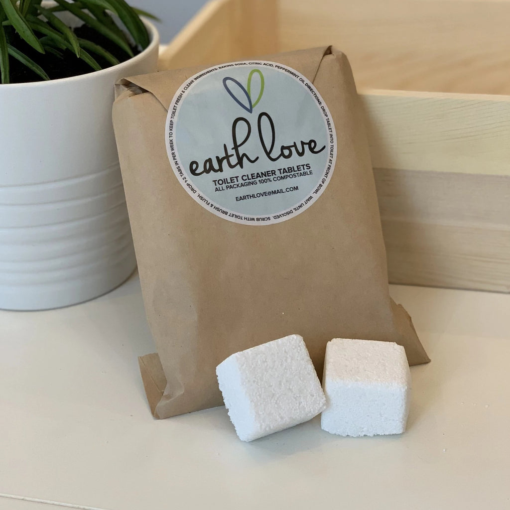 Toilet Cleaner Tablet - Earth Love