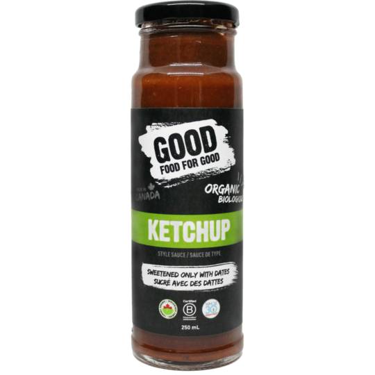Ketchup - Spicy Good Food For Good