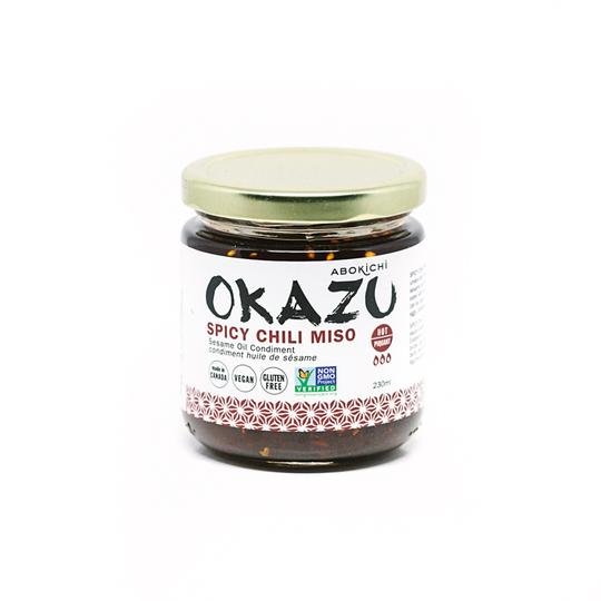 Spicy Chili Miso Oil (Abokichi)