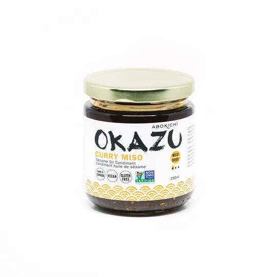 Curry Miso Oil (Abokichi)