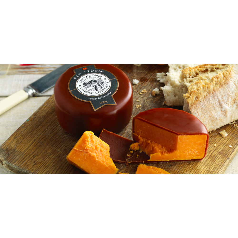 Red Storm - Red Leicester