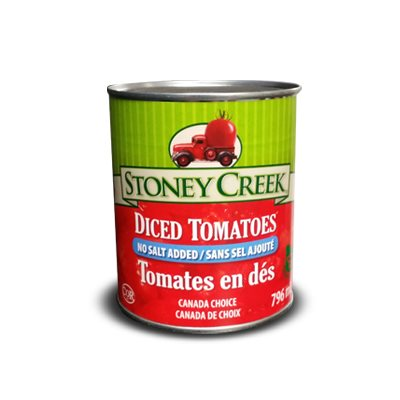 Ontario Diced Tomatoes - Stoney Creek