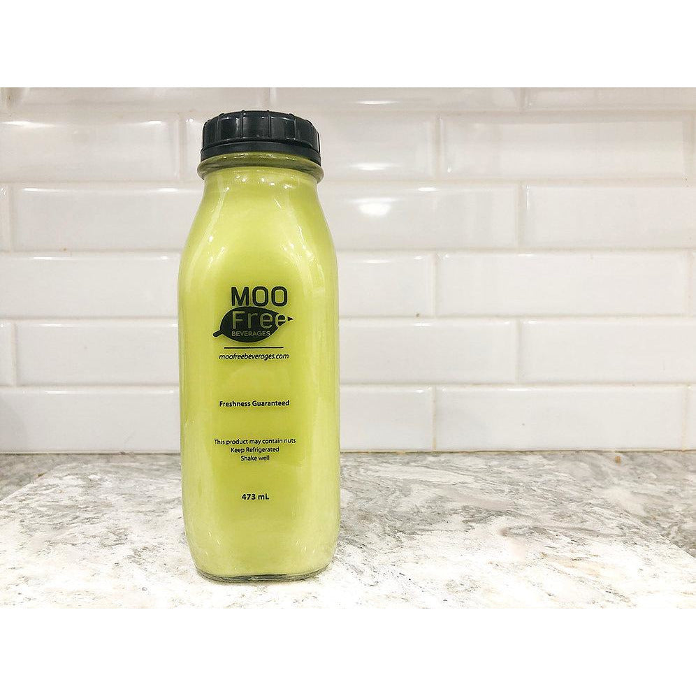 Coconut Milk (Matcha) - Moo Free <BR> (Includes $2 Bottle Deposit)