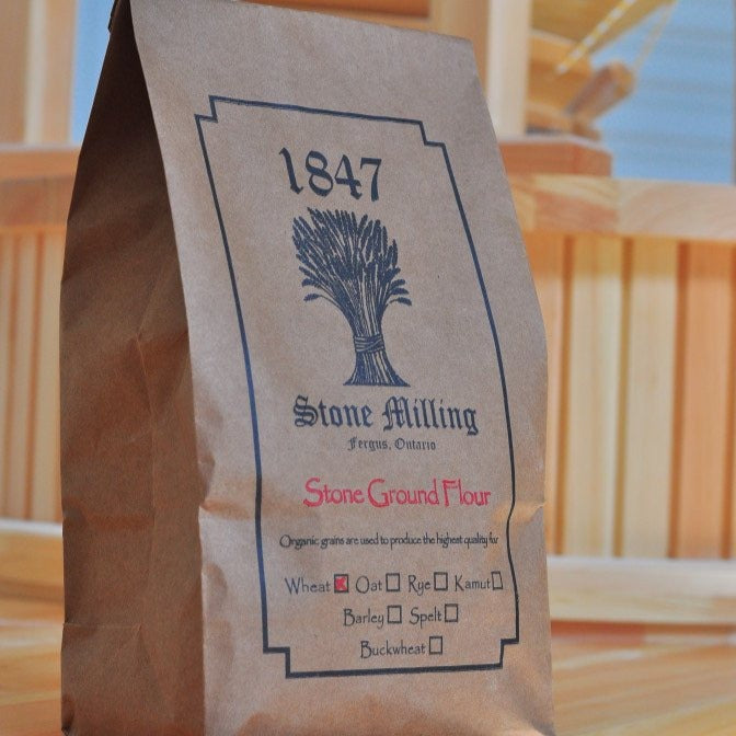 Flour - Daily Grind Organic  (All Purpose) 1847