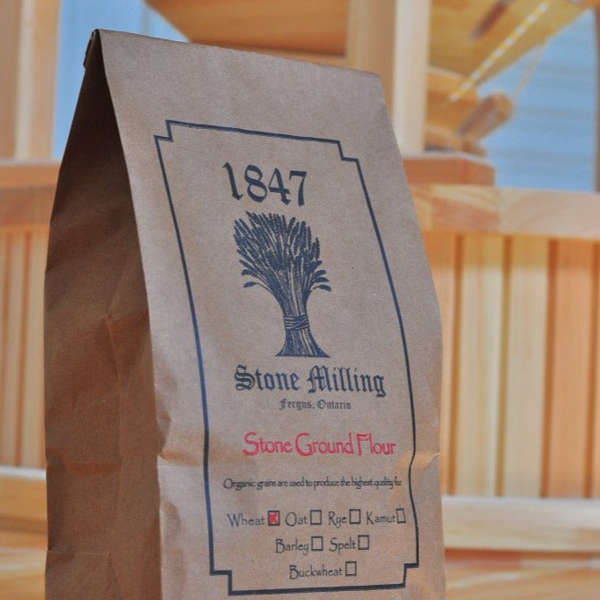 Flour - Run of the Mill Whole Wheat Organic - 1847