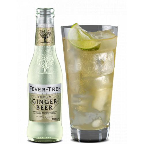 Premium Ginger Beer - Fever Tree