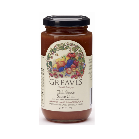 Chili Sauce - Greaves