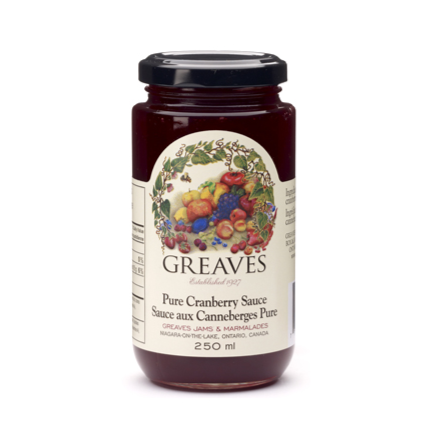Cranberry Sauce - Greaves