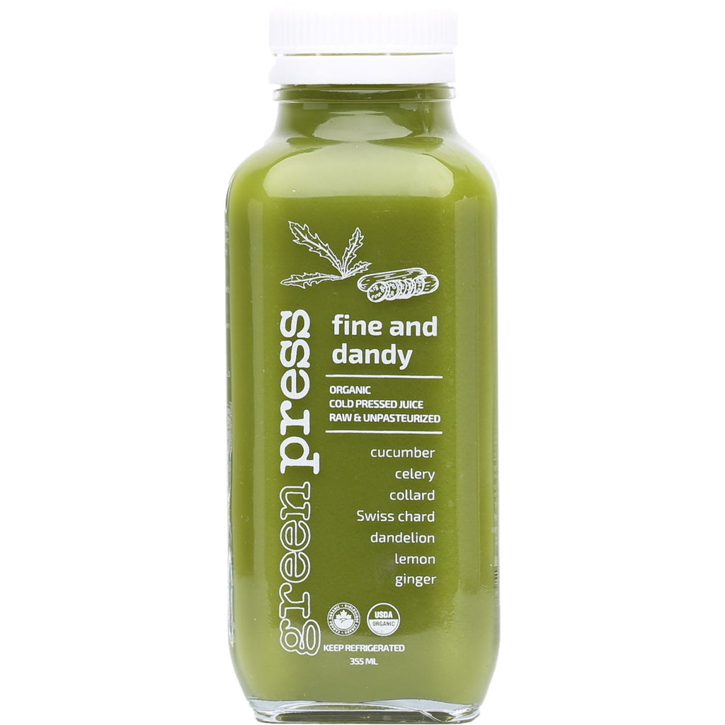Cold Pressed Juice - Fine and Dandy