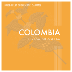 Coffee - Medium Roast Colombia - Relay Coffee Roasters(Includes $1 Jar Deposit)