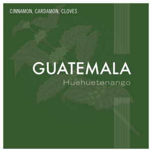 Coffee - Dark Roast Guatemala  - Relay Coffee Roasters(Includes $1 Jar Deposit)