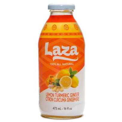 Tea - Lemon Turmeric Ginger - Laza
