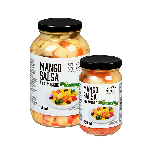 Salsa - Mango (Simply Simple)