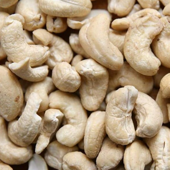 Cashews - Raw  <BR> (Includes $1 Jar Deposit)