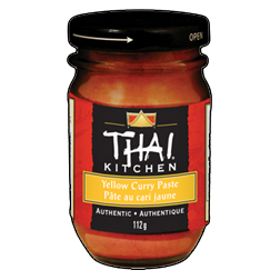 Curry Paste  - Yellow (Thai Kitchen)