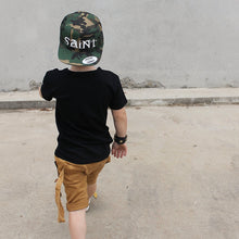 Load image into Gallery viewer, Camo Youth Snapback