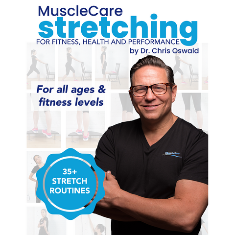 Stretching For Fitness, Health, and Performance (eBook)