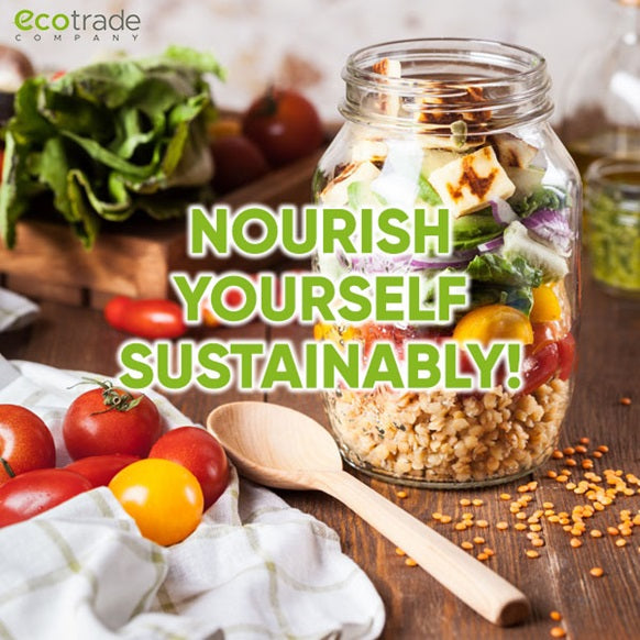 Nourish Yourself Sustainably!