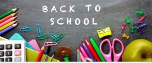 Return to School Sustainably!