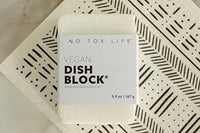 Dish Washing Block Soap - Free of Dyes and Fragrance - Zero Waste, Made in USA - Eco Trade Company