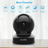 Wireless Security Camera, IP 1080P HD - Eco Trade Company