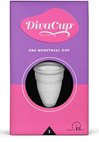 DivaCup Model 1 Menstrual Cup - Eco Trade Company