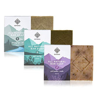 Natural Organic Bar Soap - Eco Trade Company