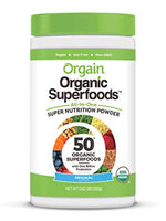 Orgain Organic Green Superfoods Powder, Antioxidants, 1 Billion Probiotics, Vegan, Dairy Free, Gluten Free, Kosher, Non-GMO - Eco Trade Company
