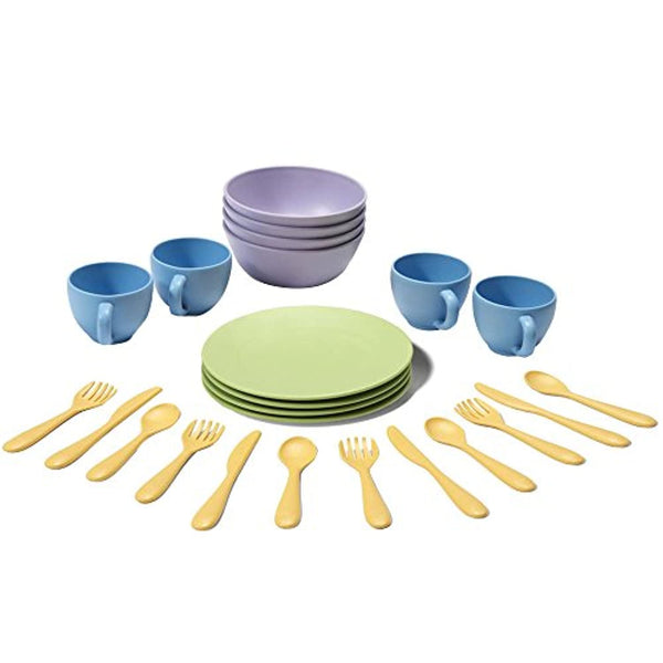 Green Toys Dish Set - Eco Trade Company