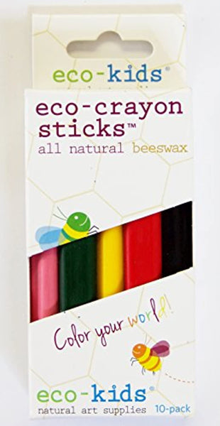 eco-Crayon Sticks Childrens Crayons - Eco Trade Company