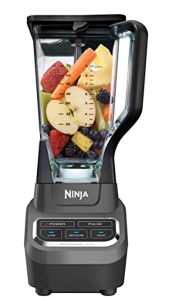 Professional 72 Oz Countertop Blender with 1000-Watt Base and Total Crushing Technology for Smoothies, Ice and Frozen Fruit - Eco Trade Company