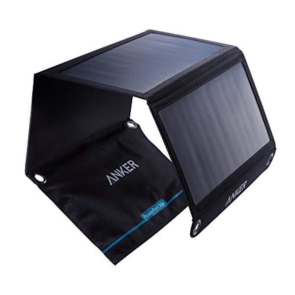 Anker 21W Dual USB Solar Charger - Eco Trade Company