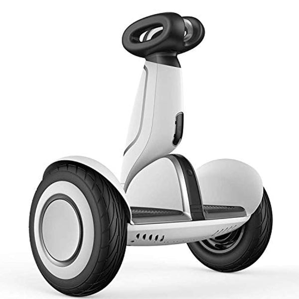 Smart Self-Balancing Electric Scooter with Intelligent Lighting and Battery System, Remote Control and Auto-Following Mode - Eco Trade Company