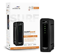 3.0 Cable Modem & AC1600 Dual Band Wi-Fi Router, Approved for Cox, Spectrum, Xfinity - Eco Trade Company