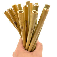 Reusable Bamboo Drinking Straws - Eco Trade Company