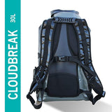 30L Eco Friendly Waterproof Dry Bag Backpack - Eco Trade Company
