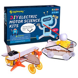 Electric Motor Science Kits for Kids, DIY Science Experiment Kits - Eco Trade Company