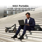 Ninebot MAX Electric Kick Scooter, Up to 40.4 Miles Long-Range Battery - Eco Trade Company