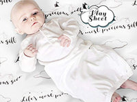 Organic Baby Swaddle Blanket - Eco Trade Company