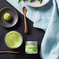 KENKO Matcha Green Tea Powder [USDA Organic] Ceremonial Grade - Japanese, Green - Eco Trade Company